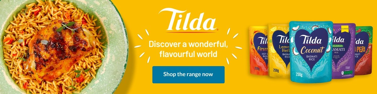 Tilda - discover a wonderful, flavourful world