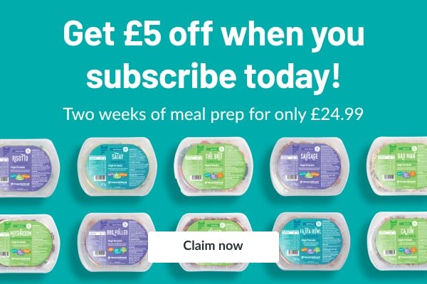 Get £5 off when you subscribe today!