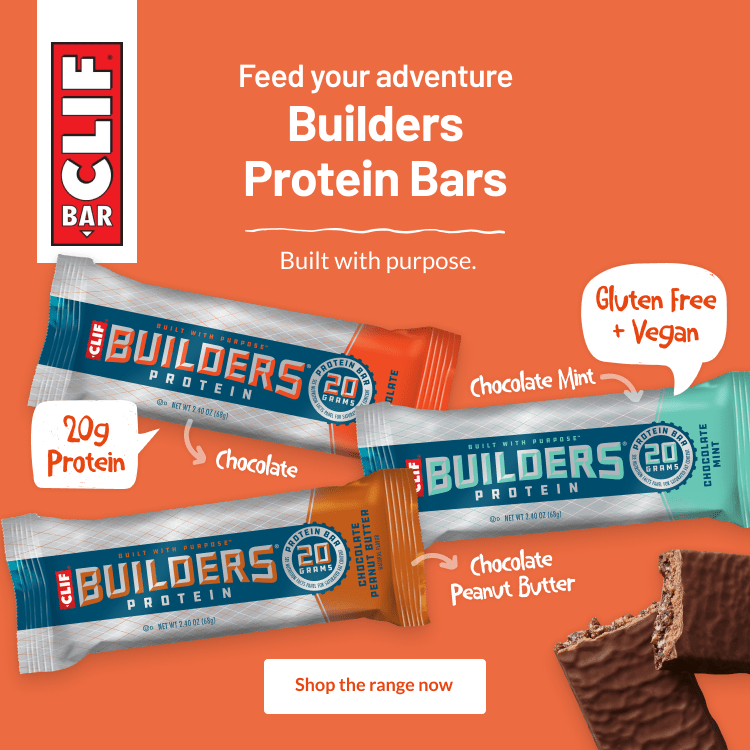 Clif Bars - Builders Protein Bars