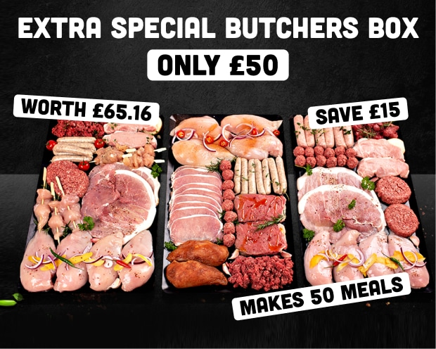 Extra Special Butchers Box