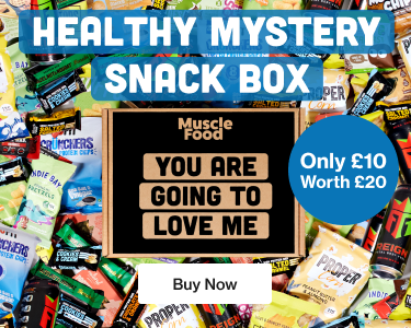 Healthy Mystery Snack Bundle