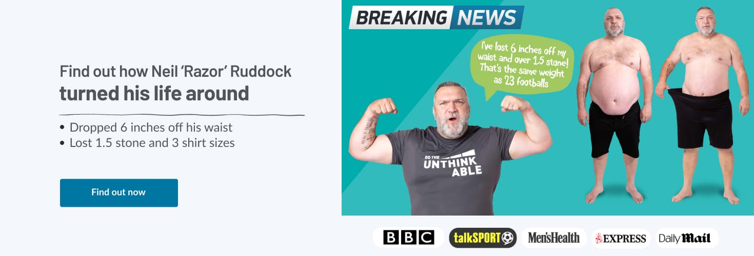 Razor Ruddock Do The Unthinkable