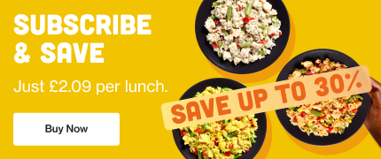 Save and Subscribe on Healthy Lunches