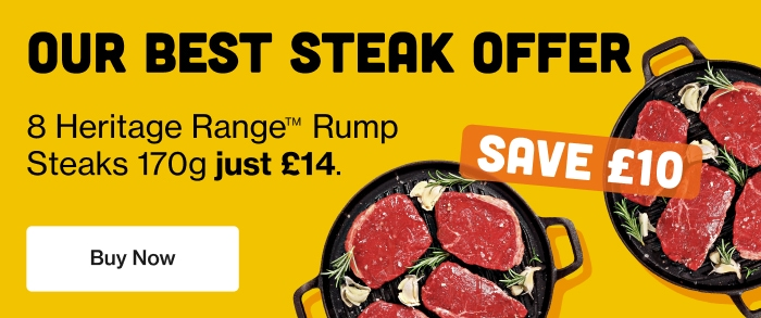Heritage Steak Offer