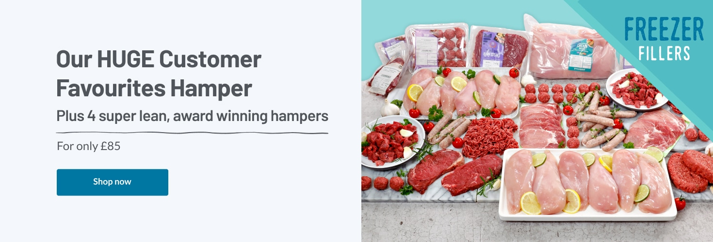 Huge customer favourites hamper