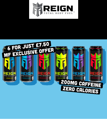 Reign Energy Drinks