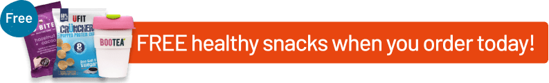 Free healthy snacks