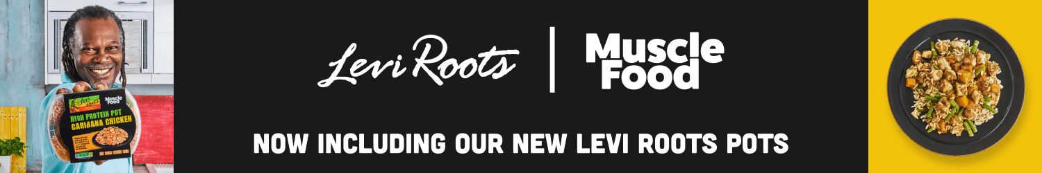 Levi Roots - now available