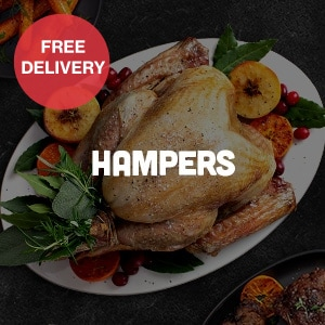 Christmas Hampers from MuscleFood