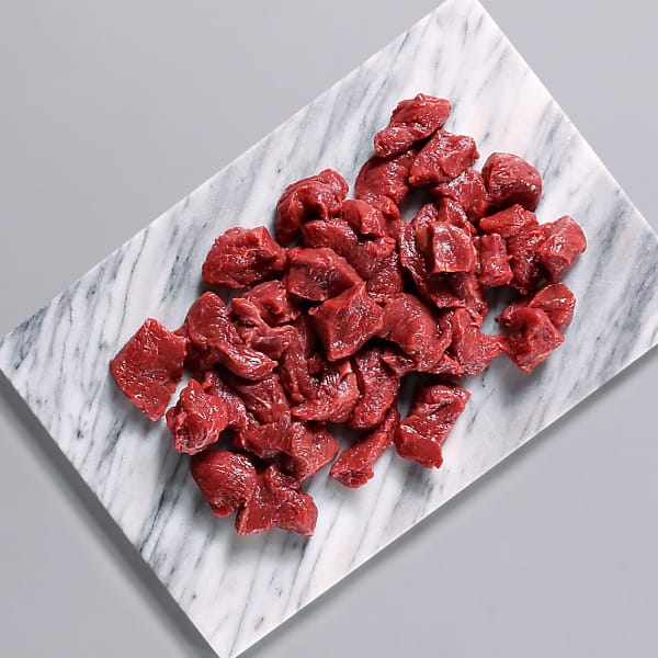 1 x 200g Extra Lean Diced Steak