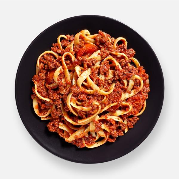 1 x 342kcal Beef Ragu & Cherry Tomato Tagliatelle