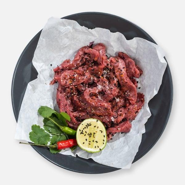 1 x 400g Extra Lean Beef Stir Fry Strips