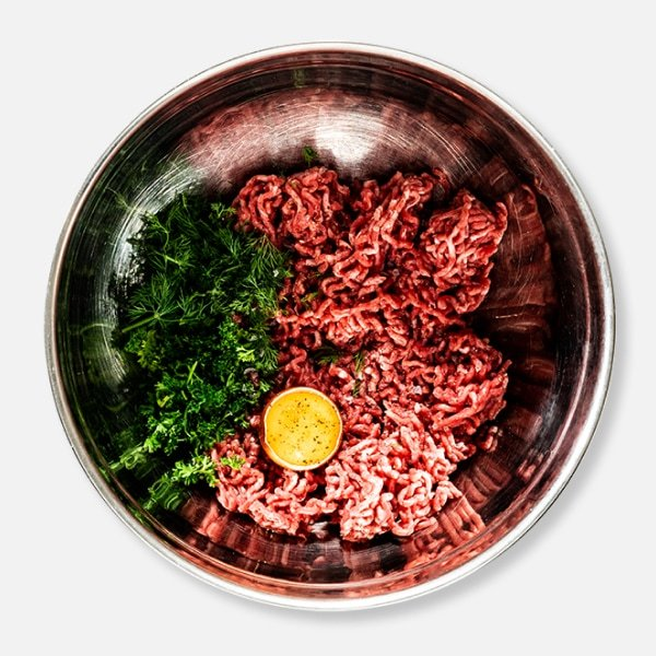 1 x 200g Beef Steak Mince