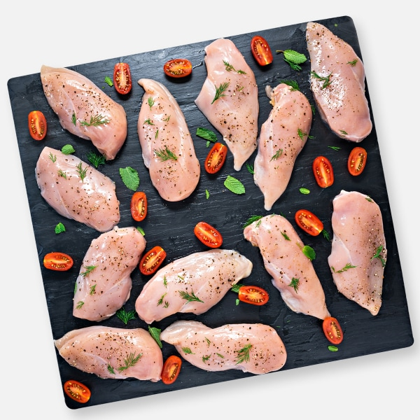 10-12 Premium Chicken Breast Fillets – 2.5kg