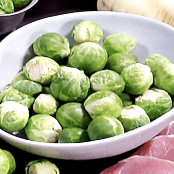 1 x 500g Luxury Whole Sprouts