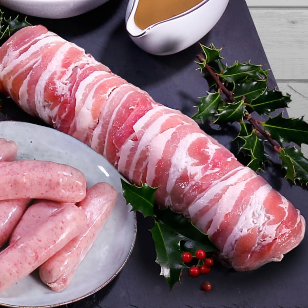 1 x 900g Luxury Giant Pig in Blanket