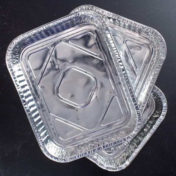 3 x Disposable Foil Roasting Tray