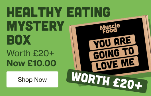 Healthy Eating Mystery Box