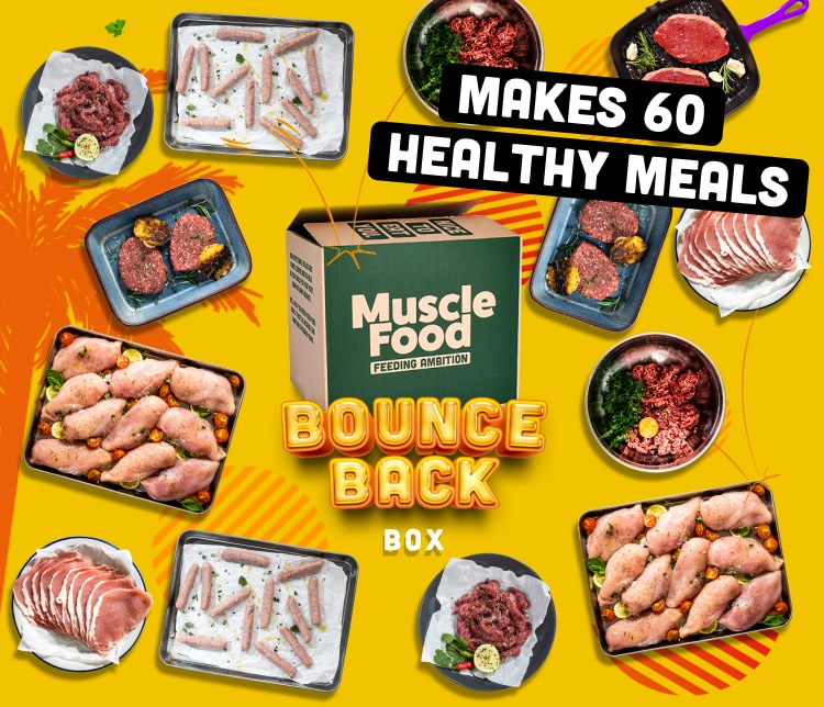 Top offers on MuscleFood